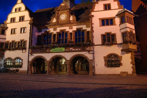 Freiburg Rathausplatz